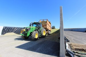 ark silage clamp